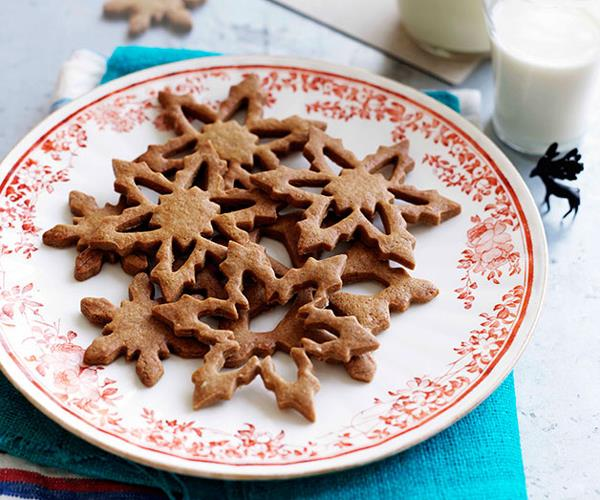 Spiced Christmas cookies (speculaas)