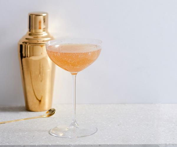 Salty cocktail.
