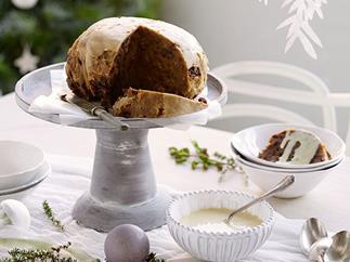 Ronda's Christmas pudding