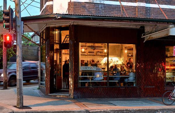 Cornersmith café Marrickville
