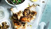 Chicken dishes made for summer