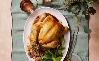 Big occasion chicken feasts