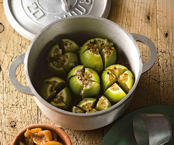 "You've been meaning to make: **pickles**. <br/> So make: **[Peter Kuruvita's lime pickle.](https://www.gourmettraveller.com.au/recipes/chefs-recipes/peter-kuruvita-lime-pickle-7441|target=""_blank""
