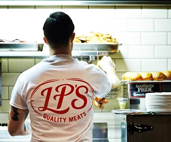 Sydney's LP's Quality Meats is closing its restaurant