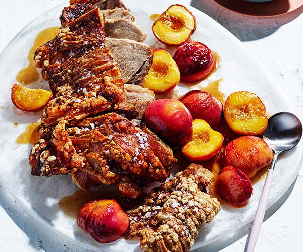 "**[Christmas roasts](https://www.gourmettraveller.com.au/recipes/recipe-collections/christmas-roasts-14787|target=""_blank"")** <br/> These roasted meats are ideal Christmas recipes, from festive goose to luscious pork belly to an old-fashioned roast chicken. Whatever you choose as the centrepiece of your feast, all of the recipes we've selected here are designed for maximum impact."