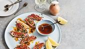 Mike McEnearney's grilled red mullet with Moroccan spices