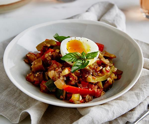 "**[Damien Pignolet's ratatouille](https://www.gourmettraveller.com.au/recipes/browse-all/masterclass-ratatouille-recipe-14242 target=""_blank"")**"