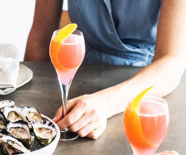 Galah cocktail