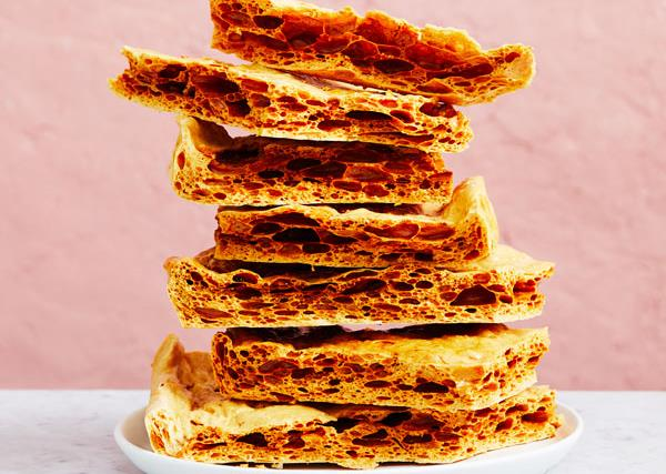 How to make honeycomb