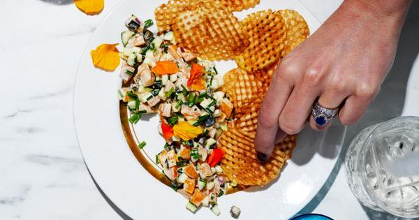 30 vegetarian canapé recipes (and other party snacks) | Gourmet Traveller
