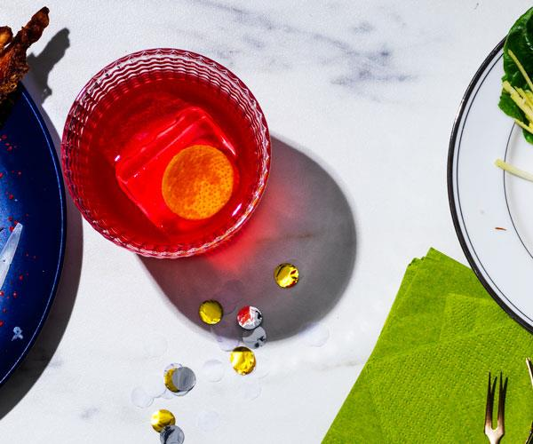 "**[Sunset Negroni](https://www.gourmettraveller.com.au/recipes/browse-all/sunset-negroni-18102|target=""_blank"")**"