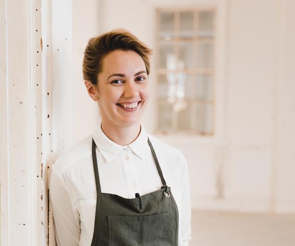 Arc Dining head chef Alanna Sapwell.