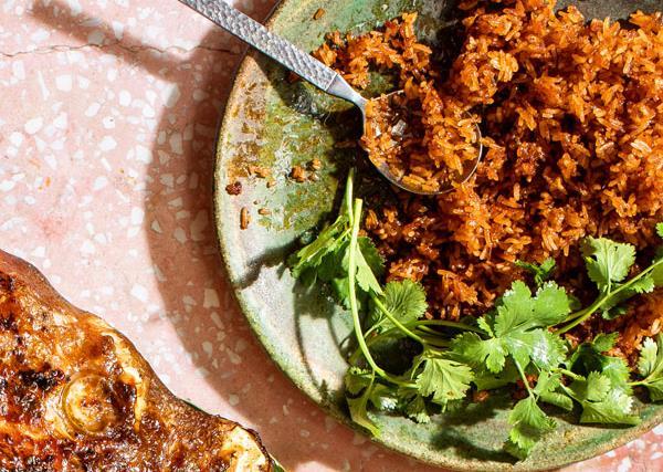La Casita Rice Mexicana