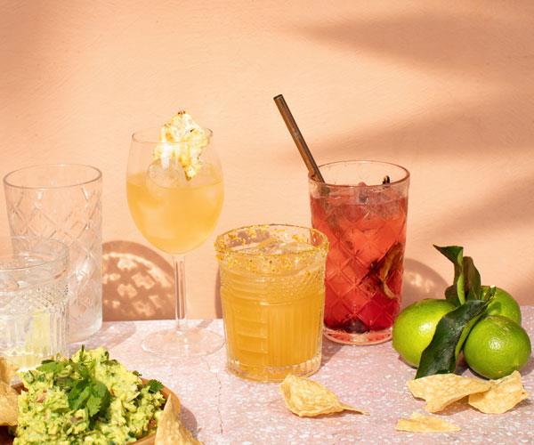 Tepache Toreador cocktail
