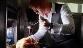 Heston Blumenthal's roast turkey and gravy