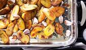 The perfect recipe for duck-fat roast potatoes