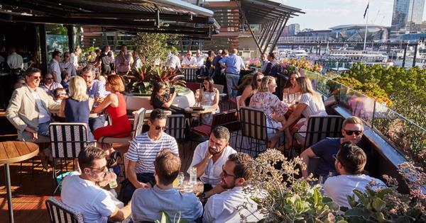 Sydney's best summer bars | Gourmet Traveller