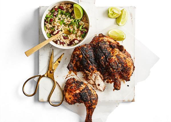 Anatomy of a dish: jerk chicken