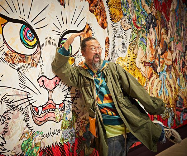 Takashi Murakami: how I eat