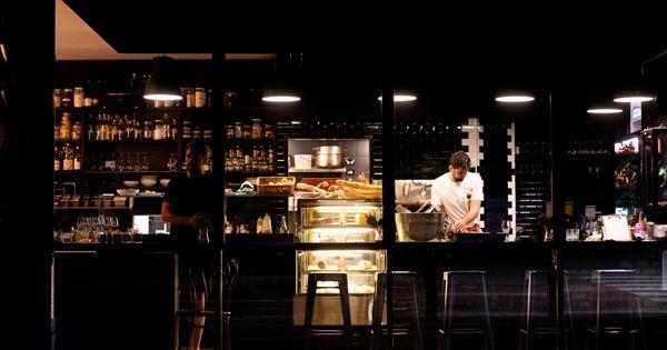 Kiosk, Canberra's latest pop-up restaurant, is open | Gourmet Traveller