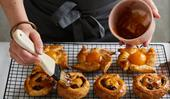 How to make Danish pastries