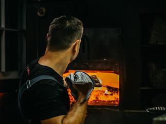 Lennox Hastie at Firedoor.