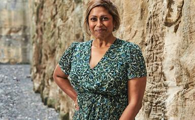 Broadcaster, balcony gardener, force of nature: meet Indira Naidoo
