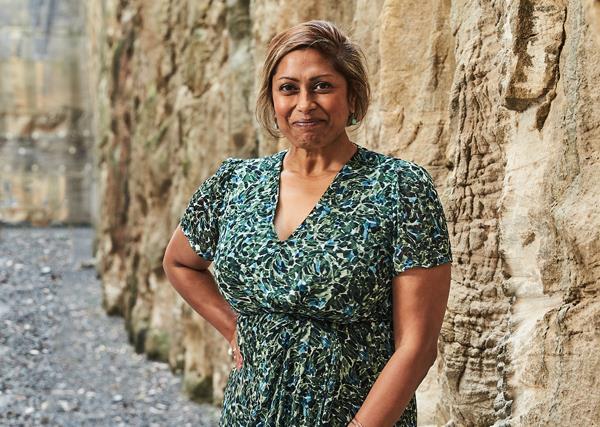 Indira Naidoo.