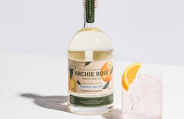 Just in: Archie Rose to launch a new gin that's distilled with a rare citrus fruit