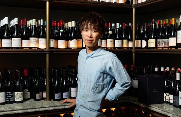 Toru Takamatsu, Master Sommelier.