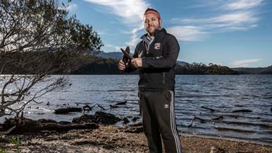 Meet Dwayne Bannon-Harrison: Yuin man, caterer and Indigenous culture educator