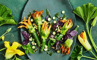 17 ways with zucchini flowers