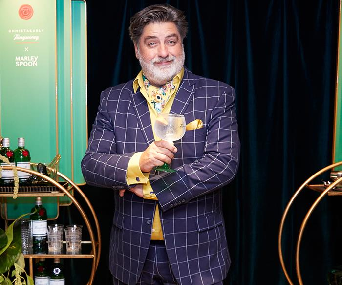 Inside Tanqueray's Ultimate Dinner Party