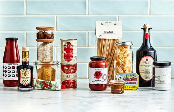 The must-have Italian pantry staples for your kitchen