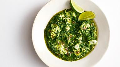 Anatomy of a dish: saag paneer