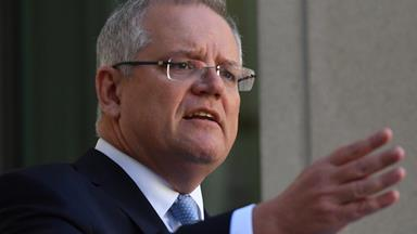 PM announces employee wage subsidies for businesses