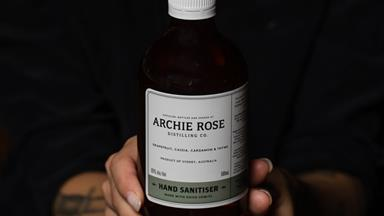 Gin distilleries around Australia are producing hand sanitiser