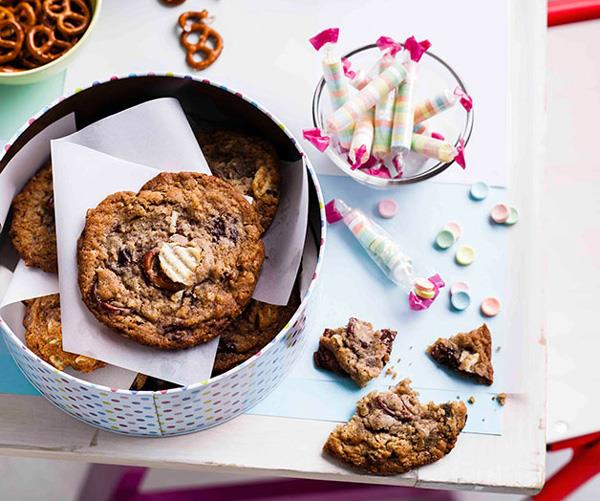 "**[Christina Tosi's Compost Cookies](https://www.gourmettraveller.com.au/recipes/browse-all/compost-cookies-11199|target=""_blank""