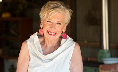 Maggie Beer to launch her home-cooking video series on social media today