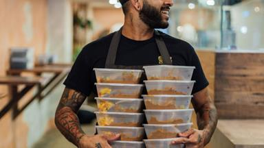Their dining rooms have closed, but these Sydney restaurants are finding other ways to feed society's most vulnerable
