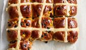 What does it take to make the best hot cross buns?