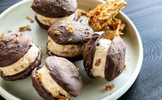 Monique Fiso's hokey pokey whoopie pies