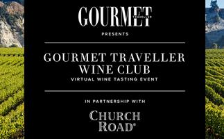 You're invited: Join us for a wine tasting with Ben Shewry and Church Road Wines