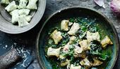 Non-boring ways to cook with spinach