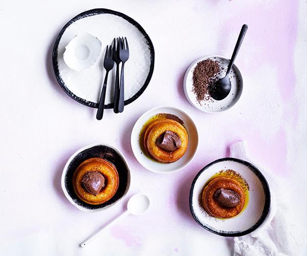 "**[Savarins](https://www.gourmettraveller.com.au/recipes/browse-all/savarins-12874 target=""_blank"")**"
