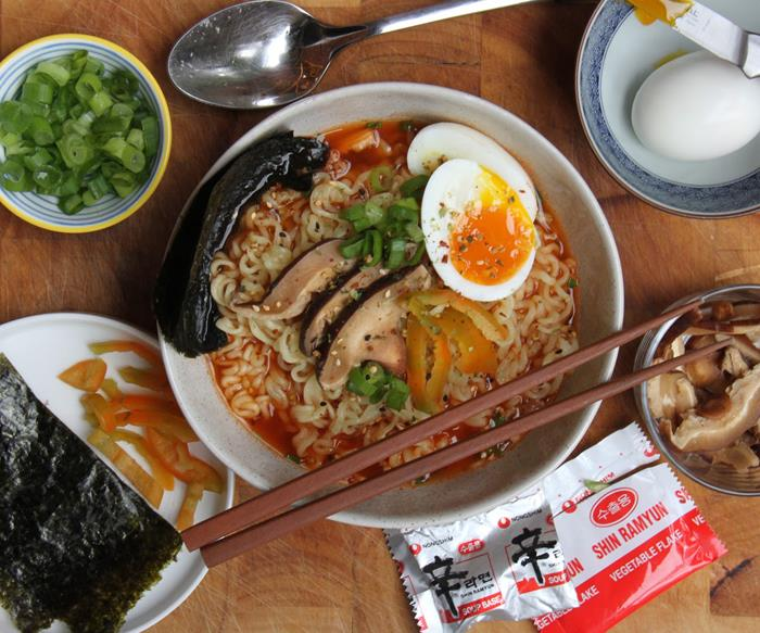 You've been cooking instant noodles wrong this whole time