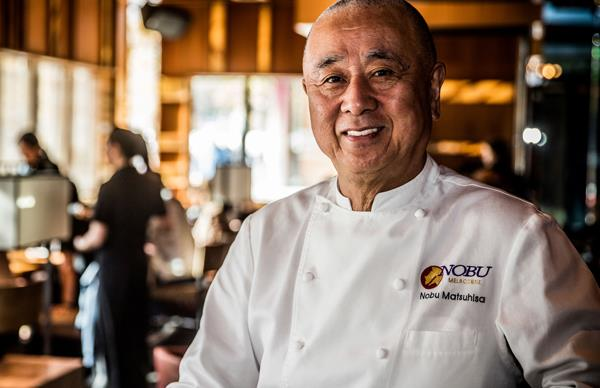 Nobu is coming to Sydney