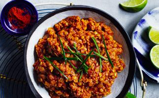 What do to with lentils