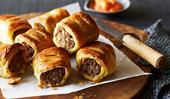 Sausage rolls never go out of style