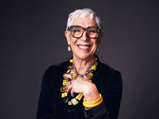 OzHarvest founder Ronni Kahn on the first time she tried a cucumber